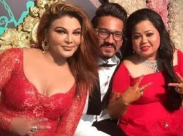 Rakhi Sawant Support Bharti and Hursh