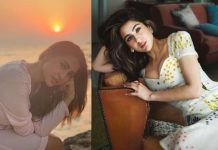 Sara Ali Khan and Photographer